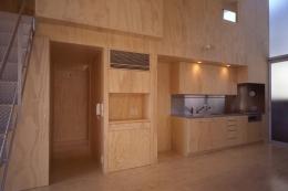 筒の家 (キッチン)