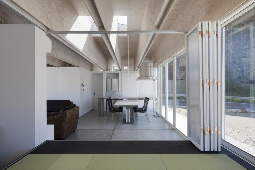 建築家:岩堀未来「筒の家2」