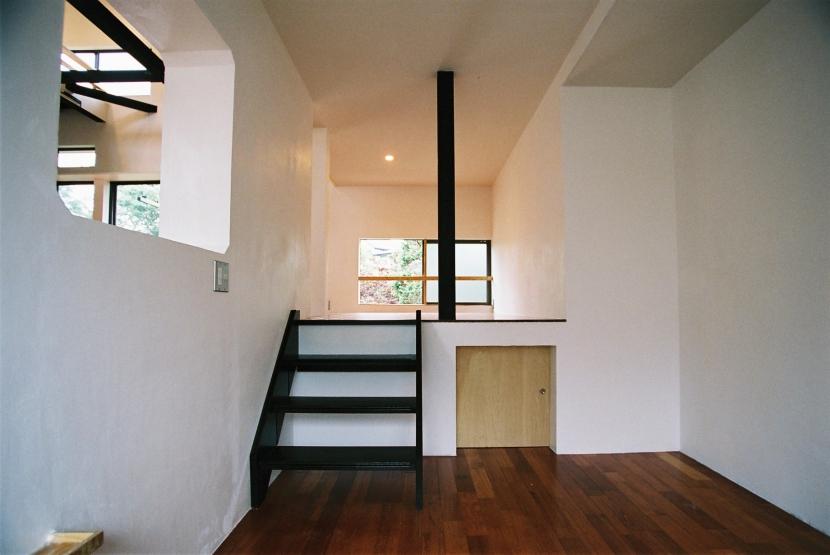 光ヶ丘 アトリエ玄関のある家の写真 子供部屋