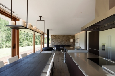 キッチン1 (Y山荘)