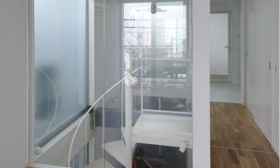 FU-HOUSE21  light-form (寝室)