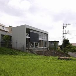 RU-HOUSE2  archi-scape (外観)