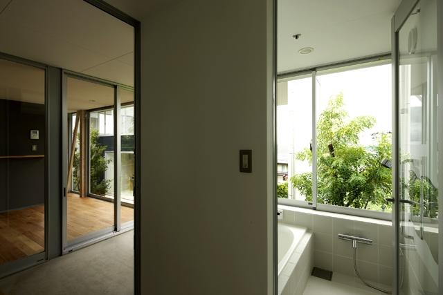 RU-HOUSE2  archi-scapeの部屋 浴室