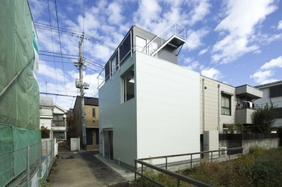 FU-HOUSE20  logical-punk (外観)