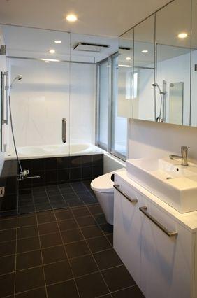 FU-HOUSE20  logical-punkの部屋 洗面・トイレ・バス