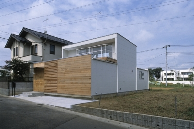 SU-HOUSE28  deco-boco (外観)