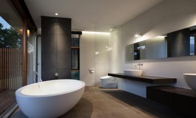 Y山荘 (浴室1)