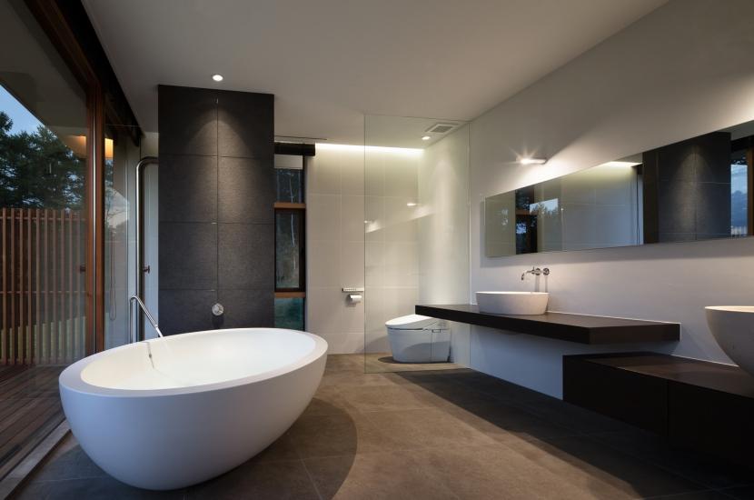 Y山荘の写真 浴室1
