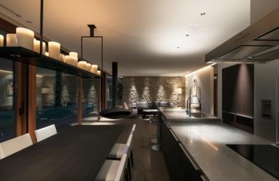 キッチン3 (Y山荘)