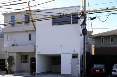 CO-HOUSE4  good-shelf (外観)