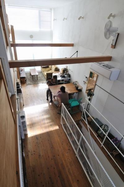 CO-HOUSE4  good-shelf (吹抜け)