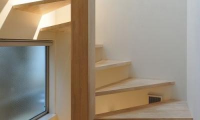 FU-HOUSE15  en (階段)