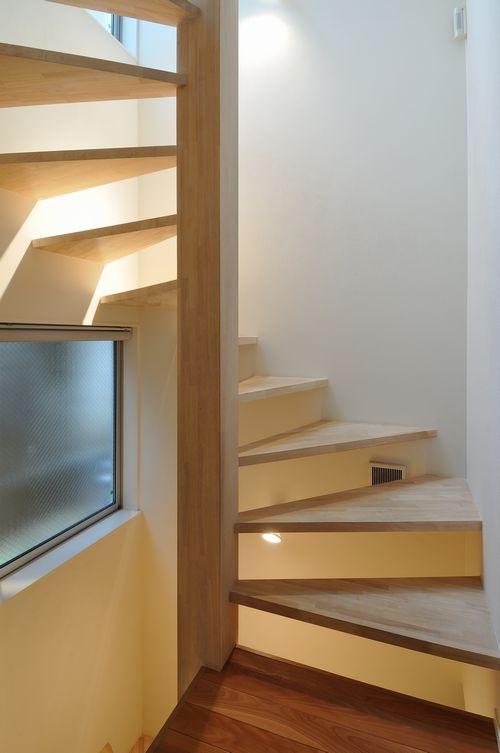FU-HOUSE15  enの部屋 階段