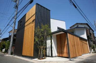 木が好きなヒトの家 (K-HOUSE02)