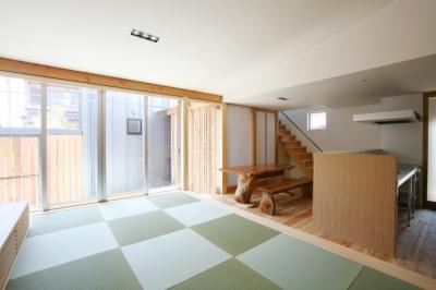K-HOUSE06 (木が好きなヒトの家)