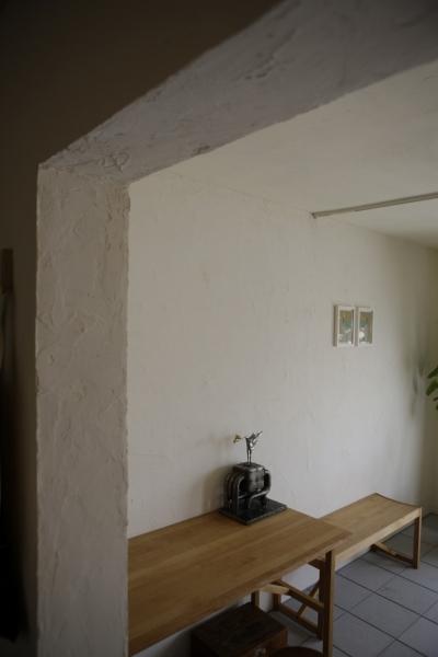 DIYで塗装 (珪藻土や断熱塗料をDIYで塗装。暮らしに合わせてつくっていく家)