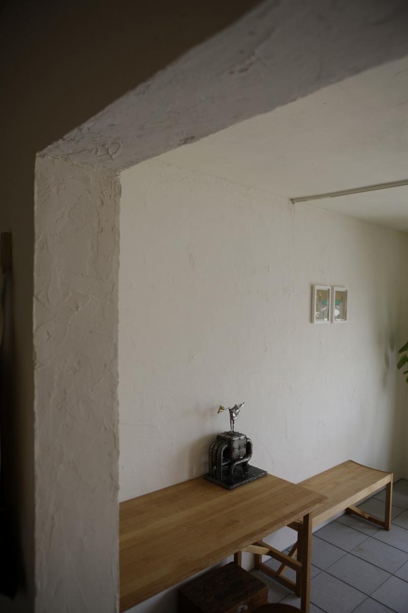 リノベーション・リフォーム会社:リビタ「珪藻土や断熱塗料をDIYで塗装。暮らしに合わせてつくっていく家」