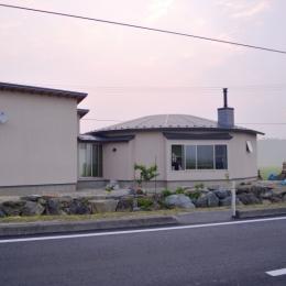 大郷の曲り家 (大郷の曲り家|外観3)