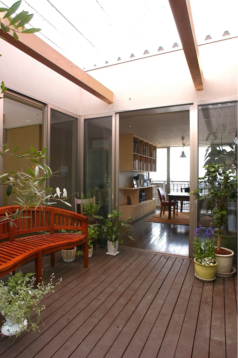 建築家:仲摩邦彦「YK-House」