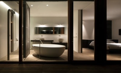 Y山荘 (浴室2)