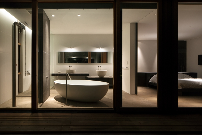 Y山荘の写真 浴室2