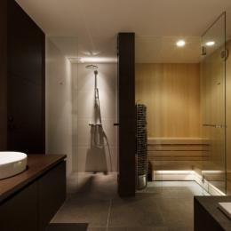 Y山荘 (浴室3)