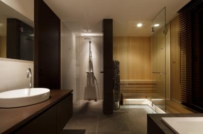 浴室3 (Y山荘)