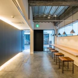 cafe634(東銀座) (cafe634|1Fカフェスペース2)