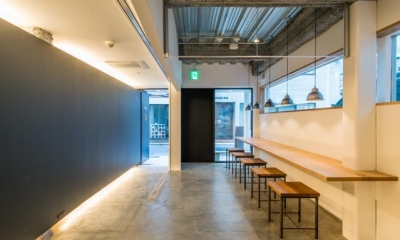 cafe634東銀座店 (cafe634|1Fカフェスペース2)
