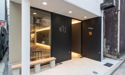 cafe634東銀座店 (cafe634 エントランス2)