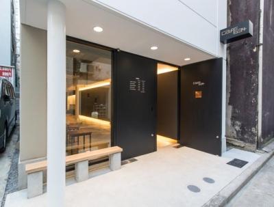cafe634(東銀座) (cafe634|エントランス2)