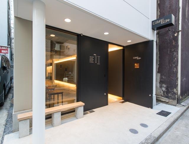cafe634(東銀座)の部屋 cafe634|エントランス2
