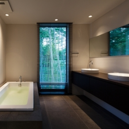 Y山荘 (浴室4)
