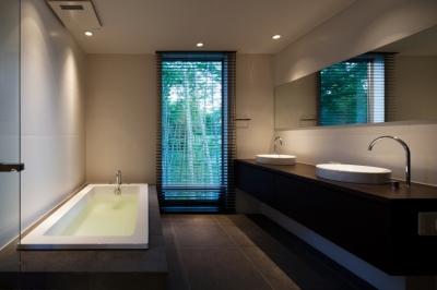 浴室4 (Y山荘)