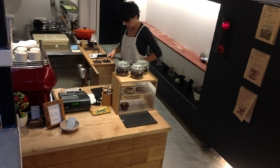 cafe634東銀座店 (cafe634 レジカウンター)