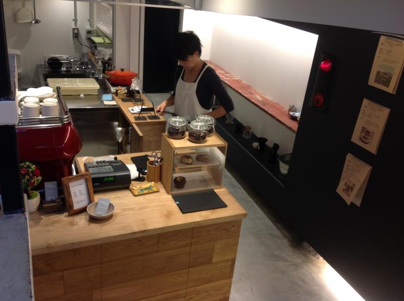 cafe634(東銀座)の部屋 cafe634|レジカウンター
