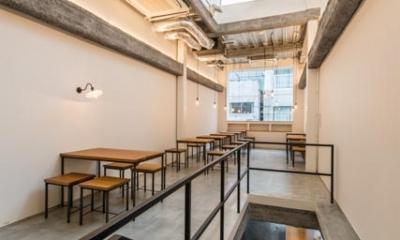 cafe634東銀座店 (cafe634|ダイニング1)