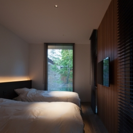 Y山荘 (ベッドルーム3)