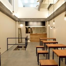 cafe634東銀座店