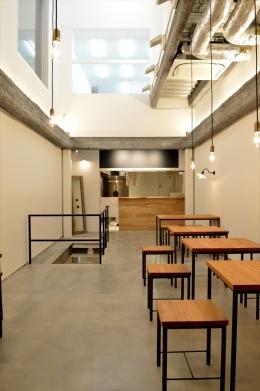 cafe634(東銀座) (cafe634|ダイニング3)