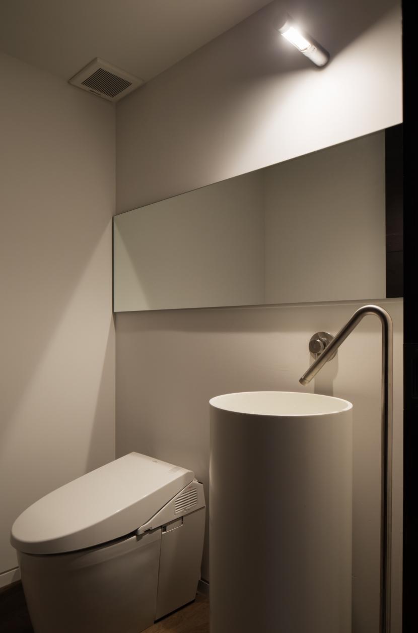 Y山荘の写真 トイレ
