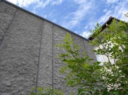 個人住宅 愛知県 2007 (ドイツ壁)