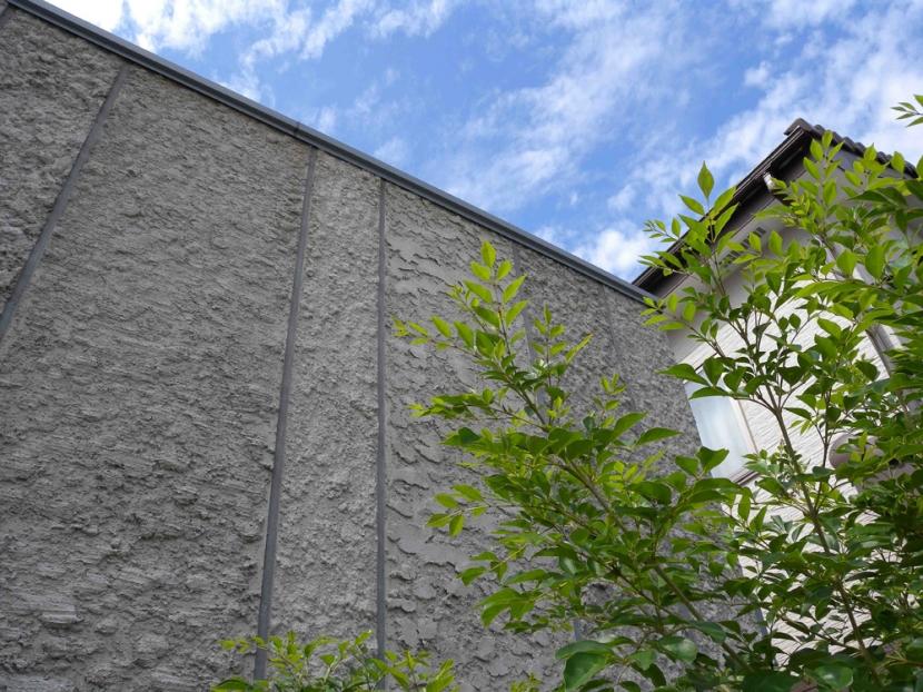 個人住宅 愛知県 2007の写真 ドイツ壁