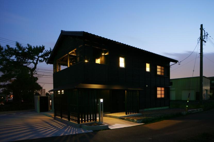 個人住宅 愛知県 2009