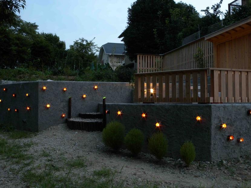 建築家:篠田 望「はなれ庭」