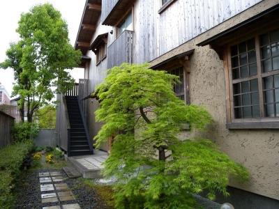 個人住宅 愛知県 2004 (自然に溶け込む外観)
