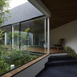 東村山の家 (雑木林を巡る空間)