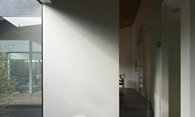 東村山の家 (床を掘り込んだ浴室)