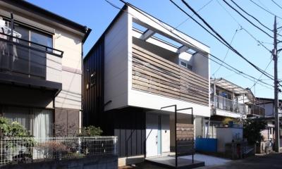 川崎K-ライフスタイルの変化に合わせ共に成長する住まい