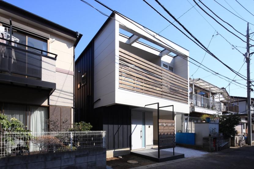 川崎K-ライフスタイルの変化に合わせ共に成長する住まいの部屋 外観